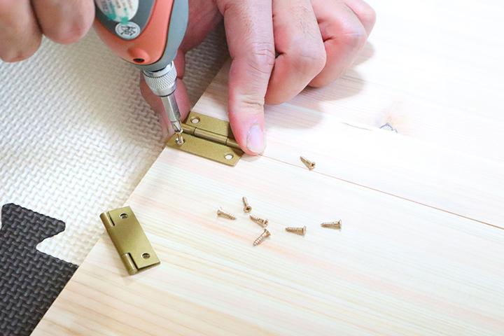 手作りインテリアを楽しむ DIY