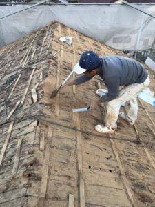 南知多町 リフォーム 新築 注文住宅 屋根 葺き替え工事 建売住宅 おしゃれ カフェ風 天然素材 ナチュラル