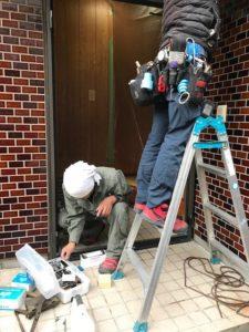 南知多町 玄関 ドア取替 カバー工法 リフォーム 新築 注文住宅 建売住宅