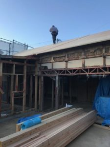 南知多町 リフォーム 工事 新築 注文住宅 屋根 基礎工事